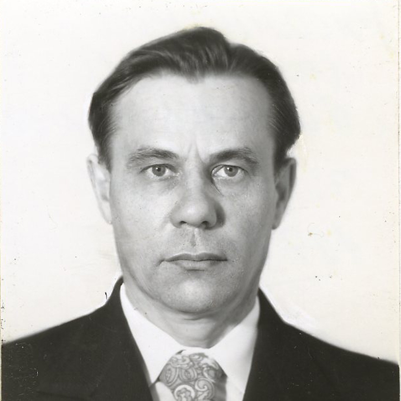 Ржанников-1 портрет