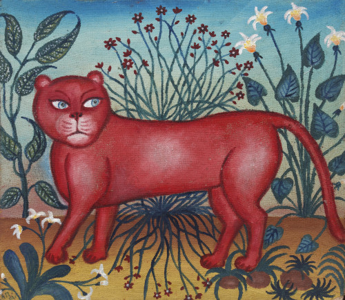 Lioness, 2001