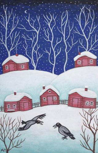 Winter, 2010